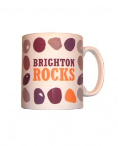 Brighton Rocks Brighton and Hove Mug